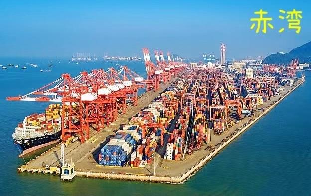 集装箱运输-赤湾