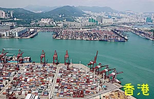 集装箱运输-香港