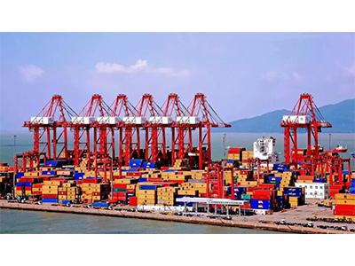 """南凯小编分享-从华为建立""""港口,海关军团""""来看集装箱运输的未来"""