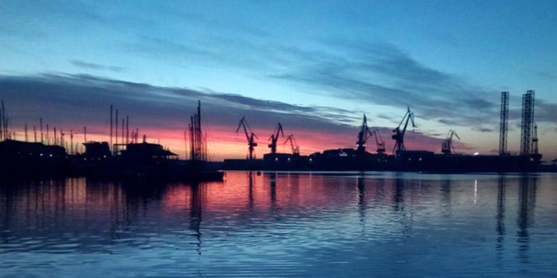 南凯外贸出口运输案例
