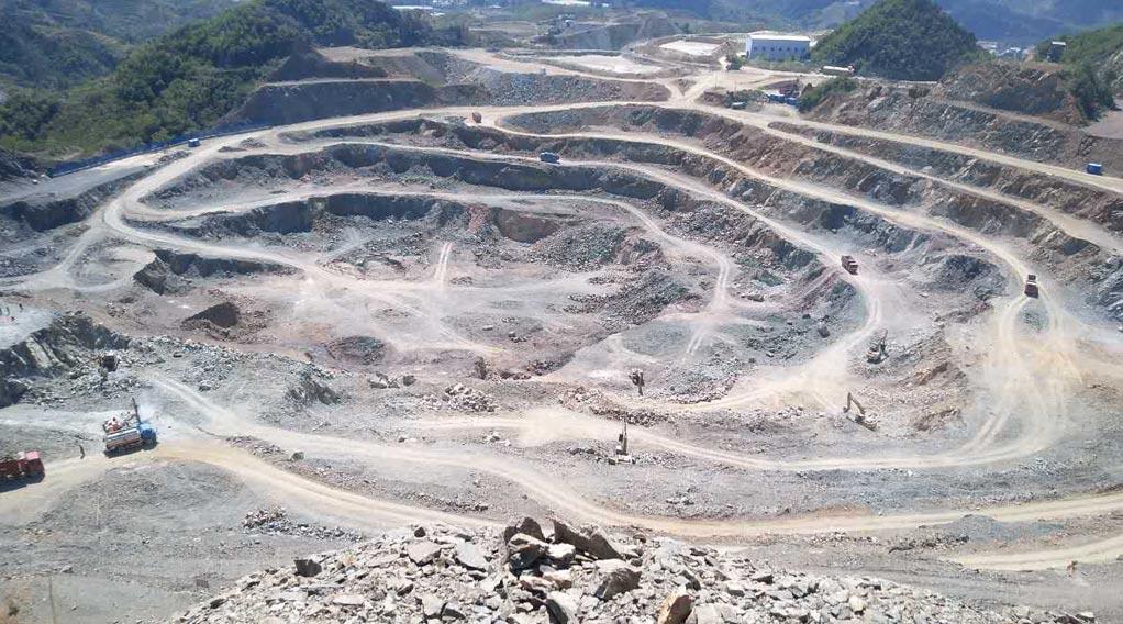矿山物流服务