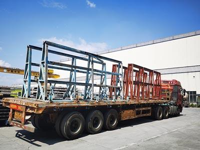南凯小编告诉你集装箱陆路运输的高效性